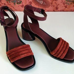 Mercedes Castillo Hiru Ankle Strap Sandal